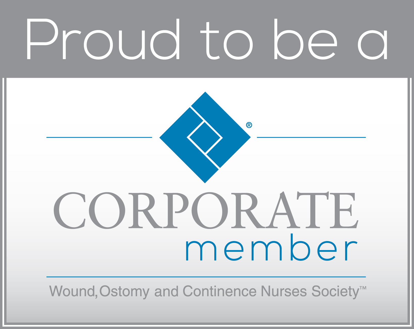 WOCN Corporate Member badge